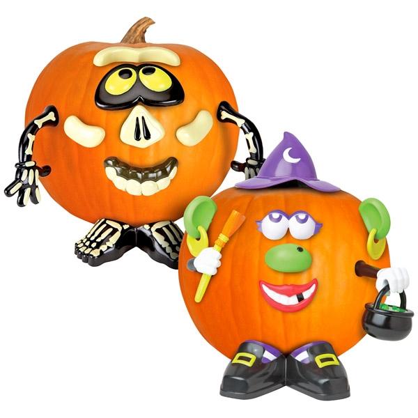 7 alternativas para decorar calabazas en halloween cori - Como vaciar una calabaza ...